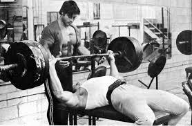 Bodybuilding Spotter