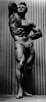 Vince Gironda Workout